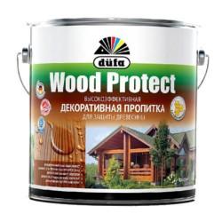 Антисептик Dufa Wood Protect белый 2,5л