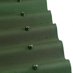 Ондулин SMART, цвет зеленый, 1950 х 950 мм