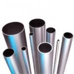 Труба алюминиевая круглая, 10 х 1 мм, длина 1 м