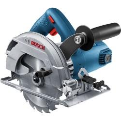 Пила циркулярная Bosch GKS 600 1200Вт, 0-5200об\м, диск-ф165х20мм,рез-55мм,3.6кг 06016A9020