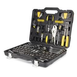 Набор инструмента Kolner KTS 123 предмета для ремонтных работ кн123ктс