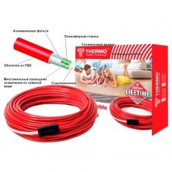 Тёплый пол кабельный 25м, 500Вт (S=4,2-5,0м2), SVK-20, Thermo