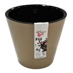 Горшок для цветов Фиджи D16см 1,6л шоколадный