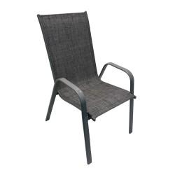 Кресло садовое Тренто 0,53*0,72*0,97 maх нагрузка 100кг