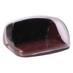 Хлебница IDEA малая коричневый М 1180,