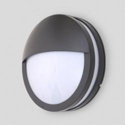 Светильник настенный SIDNEY 3363 темно-серый E27 20Вт