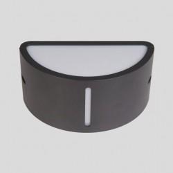 Светильник настенный SIDNEY 3304 темно-серый  E27 60Вт