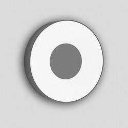 Светильник настенный светодиодный SIDNEY 3481L светло-серый 24Вт 3000К