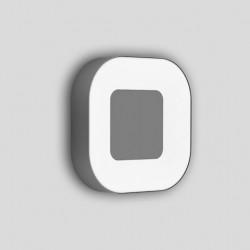 Светильник настенный светодиодный SIDNEY 3501S светло-серый 12Вт 3000К