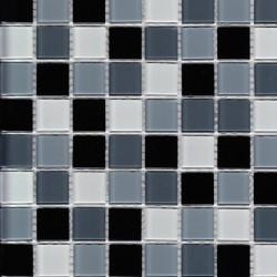 Мозайка стеклянная Grand (2,5*2,5) 30*30