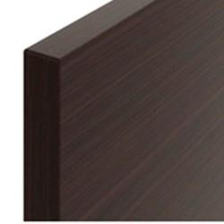 Деталь мебельная  800*400*16 Венге темный /Т/
