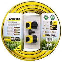 Комплект для подключения АВД,  шланг+адаптеры Karcher 2.645-156