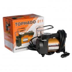 Компрессор автомобильный (12В, 30л/мин, 6атм) TORNADO 911 KOM00005