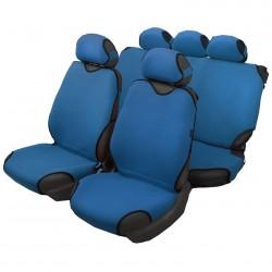 Чехлы автомобильные на сиденье МАЙКА передние+задние т-синие с подг. SPRINT MAI00070