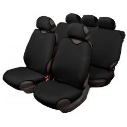 Чехлы автомобильные на сиденье МАЙКА передние+задние черные с подг. SPRINT MAI00071