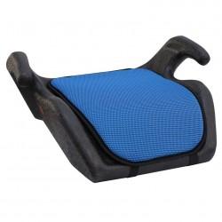 Кресло-сидение детское автомобильное синее SIGER Мякиш  KRES0017