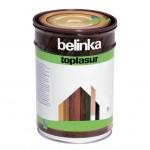 Покрытие деревозащитное Belinka Toplasur №17 1л тик