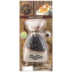 Ароматизатор на подвеске Freshсo Coffee Капучино CF-01
