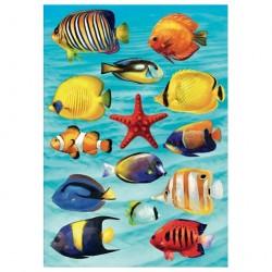 Декоретто Рыбы Красного моря SH 4001