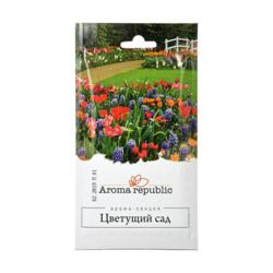 """Саше ароматическое секция Simple """"Цветущий  сад"""" Aroma republic 91006"""