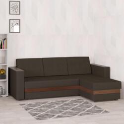 Диван-кровать Страйк угловой 2320х1520х820 (Chocolate)