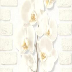 Обои 10107-11 Аспект винил 0,53*10,05м флористика белый