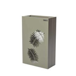 Кашпо с подсветкой 70 см(RAL 7016 серый)