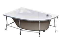 Монтажный комплект к акриловой ванне Roca Merida 170х100 ZRU9302994