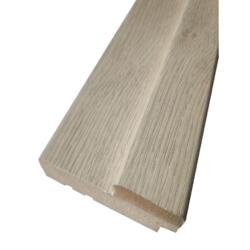коробочный брус плоский,3D Финиш-пленка 2070х70х30мм,дуб эдисон