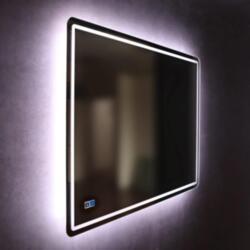 Зеркало с подсветкой Итана Капри 800х32х600 с подогревом