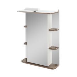 Шкаф-зеркало IKA Гиро 55 капучино