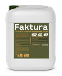 Состав FAKTURA антисептический невымываемый ХМФ -БФ, 5 л