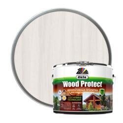Антисептик Dufa Wood Protect белый 10л