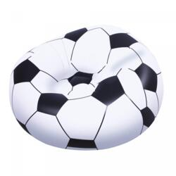 Кресло надувное Bestway 75010 Футбольный мяч, 114 х 112 х 66 см