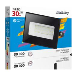 Прожектор светодиодный Smartbuy SBL-FLLight-30-65K 30Вт 6500К
