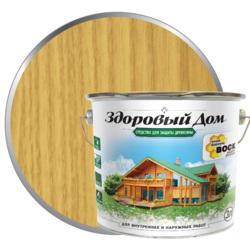 Деревозащитное средство Здоровый Дом 3,0л сосна