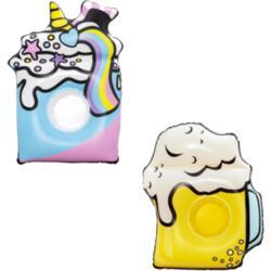 Держатели надувные для напитков summer sips bestway 34132