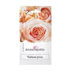 """Саше ароматическое секция Simple """"Чайная роза"""" Aroma republic 91002"""