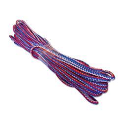Шнур цветной D6мм, 25м /Р/ НАШ ИНСТРУМЕНТ 081212-106